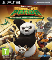 Kung Fu Panda: Showdown of Legendary Legends para PS3