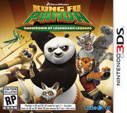 Kung Fu Panda Showdown of Legendary Legends para 3DS