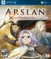 Arslan: The Warriors of Legend para PS4
