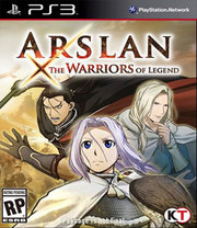 Arslan: The Warriors of Legend para PS3