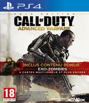 Call of Duty: Advanced Warfare Gold Edition para PS4