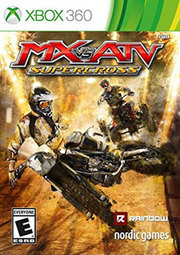 MX Vs ATV: Supercross para XBOX 360