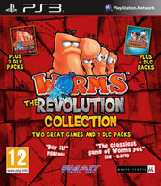 Worms: The Revolution Collection para PS3