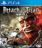 Attack on Titan para PS4