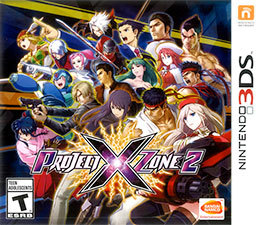 Project X Zone 2: Brave New World para 3DS