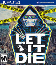 Let it Die para PS4