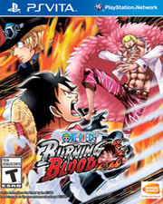 One Piece: Burning Blood para PS Vita