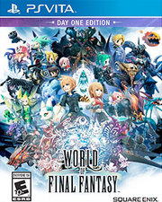 World of Final Fantasy para PS Vita