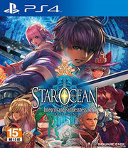 Star Ocean: Integrity and Faithlessness para PS4