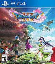 Dragon Quest XI Echoes of an Elusive Age para PS4