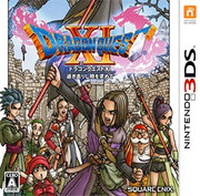 Dragon Quest XI Echoes of an Elusive Age para 3DS
