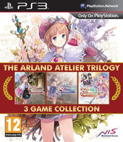 The Arland Atelier Trilogy para PS3