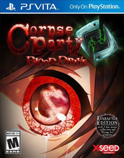 Corpse Party: Blood Drive para PS Vita