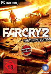 Far Cry 2: Fortune-s Edition para PC