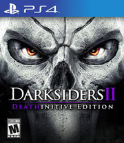 Darksiders II: Deathinitive Edition para PS4