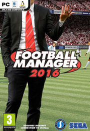 Football Manager 2016 para PC