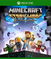 Minecraft: Story Mode - A Telltale Games Series para Xbox One
