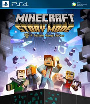 Minecraft: Story Mode - A Telltale Games Series para PS4