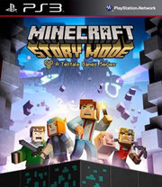 Minecraft: Story Mode - A Telltale Games Series para PS3