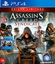 Assassin's Creed Syndicate Edição Limitada para PS4