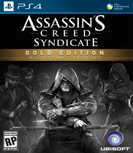 Assassin's Creed Syndicate Gold Edition para PS4