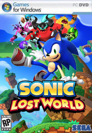 Sonic Lost World  para PC