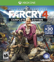 Far Cry 4 Complete Edition para Xbox One