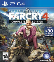 Far Cry 4 Complete Edition para PS4