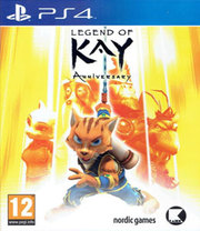 Legend of Kay Anniversary para PS4