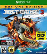 Just Cause 3 - Day One Edition para Xbox One