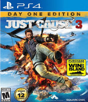 Just Cause 3 - Day One Edition para PS4