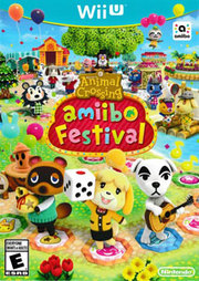 Animal Crossing: amiibo Festival para Wii U