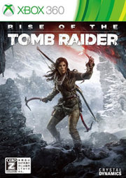 Rise of the Tomb Raider para XBOX 360