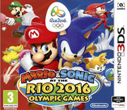 Mario & Sonic at the Rio 2016 Olympic Games para 3DS