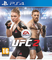 EA Sports UFC 2 para PS4
