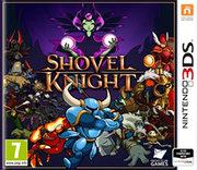 Shovel Knight para 3DS