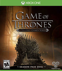 Game of Thrones: A Telltale Games Series para Xbox One