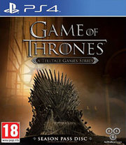 Game of Thrones: A Telltale Games Series para PS4