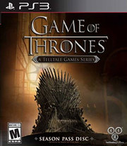 Game of Thrones: A Telltale Games Series para PS3