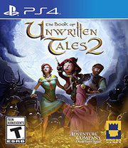 The Book of Unwritten Tales 2 para PS4