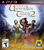 The Book of Unwritten Tales 2 para PS3
