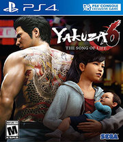 Yakuza 6: The Song of Life para PS4