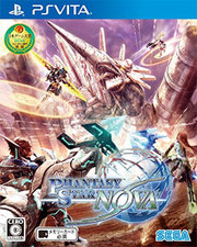 Phantasy Star Nova para PS Vita