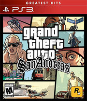 Grand Theft Auto: San Andreas para PS3