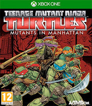 Teenage Mutant Ninja Turtles: Mutants in Manhattan para Xbox One