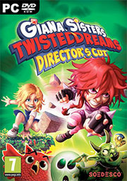 Giana Sisters: Twisted Dreams - Director's Cut para PC