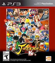 J-Stars Victory Vs+ (plus) para PS3