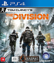Tom Clancy-s The Division Limited Edition para PS4