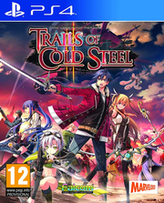 The Legend of Heroes: Trails of Cold Steel II para PS4
