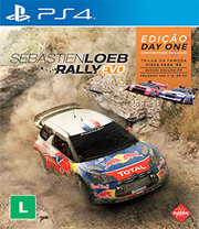 Sebastien Loeb Rally Evo Day One Edition para PS4